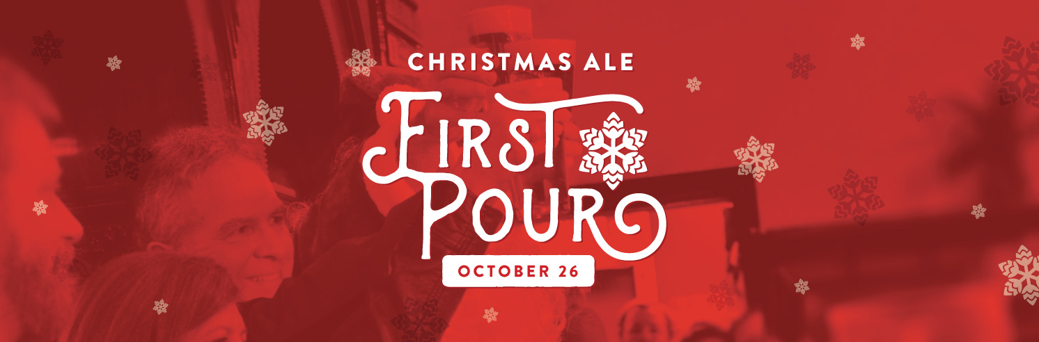 2017 Christmas Ale First Pour | Great Lakes Brewing Company