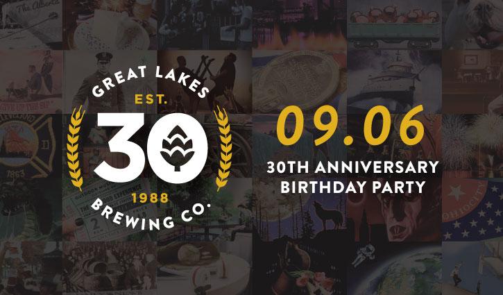 GLBC 30th Birthday Party