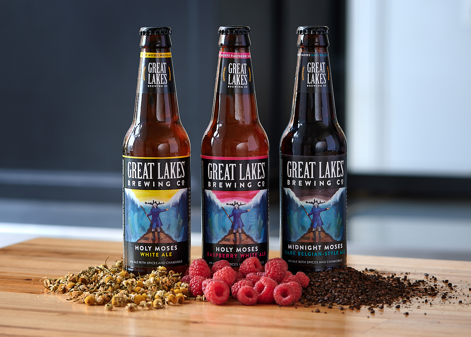 Moses Mix Variety Pack Available Now! | Great Lakes Brewing