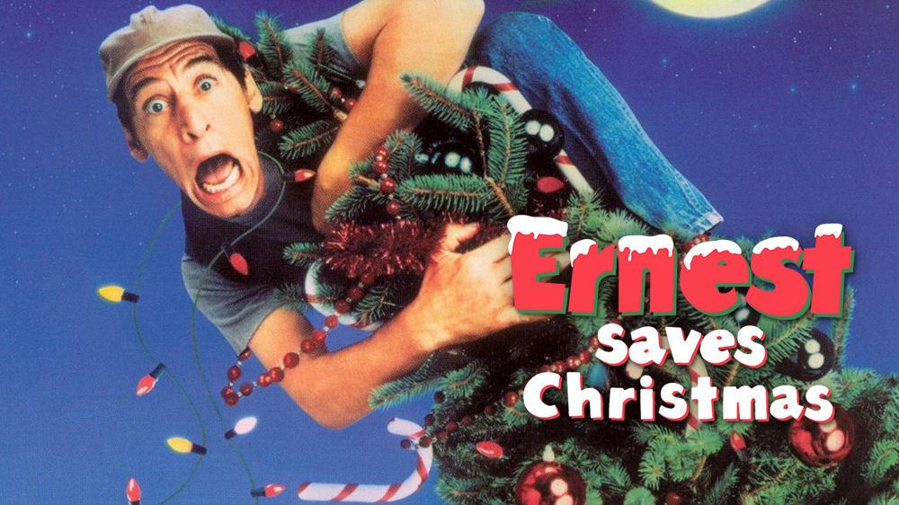 glbc movie night ernest saves christmas - Ernest Saves Christmas