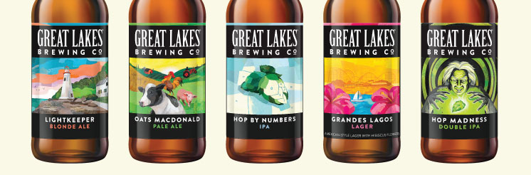 Meet 2017\'s New Brews! | Great Lakes Brewing Company
