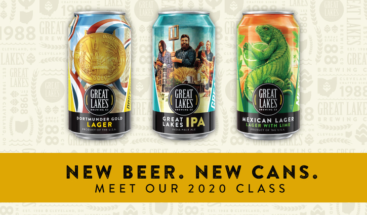 Great Lakes Christmas Ale Tapping 2020 The GLBC 2020 Beer Lineup is Here! | Great Lakes Brewing Company