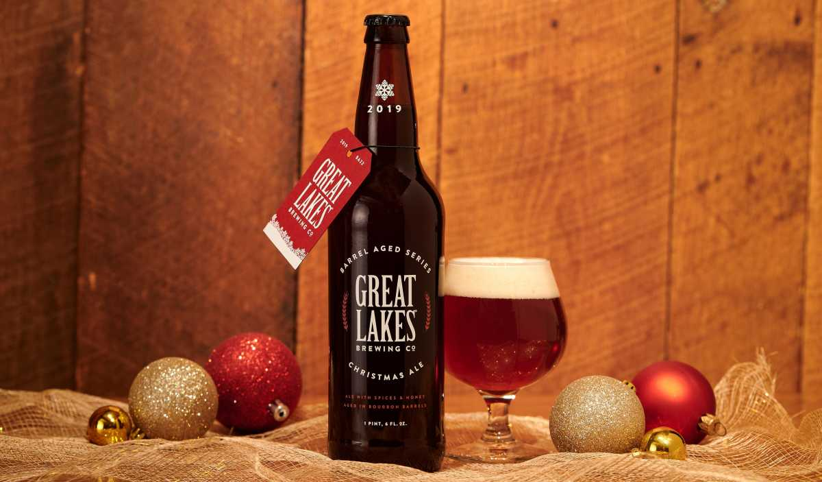 *NOTE* Bottles of Barrel Aged Christmas Ale have sold out at the gift shop. Barrel Aged Christmas Ale is still available on tap at the brewpub (sorry, ...